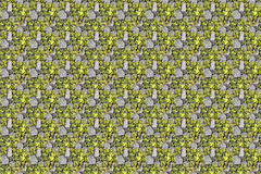 Sömlös textur av grus, kulört för bakgrund för stenvägg mång- med röda lilor för violet för gräsplangulingblått stock illustrationer