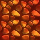 Sömlös textur för abstrakt begrepp 3D Royaltyfri Fotografi