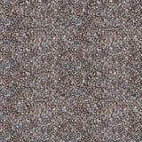 Sömlös textur för grått industriellt grus Royaltyfri Bild