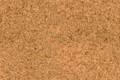 Sömlös textur för korkbrädefoto Arkivfoto