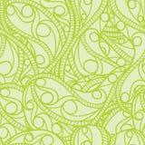Sömlös textur för utsmyckad modell. Vektorillustration EPS 8 Arkivfoto