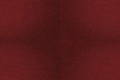 Sömlös texturbakgrund för rött tyg Royaltyfri Bild