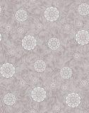 Sömlös texturbakgrund med geometrisk blom- design vektor illustrationer