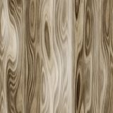 Sömlös trätexturbakgrund Royaltyfri Foto