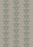 Sömlös tygmodell med grå bakgrund Arkivfoton