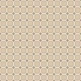 Sömlös upprepande geometrisk modell med oktogon och diamanter vektor illustrationer