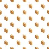 Sömlös vektor för stor askmodell vektor illustrationer