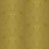 Sömlös vektorbakgrund med modellen av vinrankan royaltyfri illustrationer