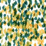 Sömlös vektormodell eller textur med den färgrika vektorn eps 10 royaltyfri illustrationer