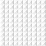 Sömlös vit geometrisk textur - Royaltyfri Foto
