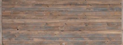 Sömlös wood textur med travers Arkivbilder