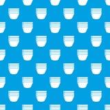 Sömlösa blått för stekhet vektor för formmodell stock illustrationer