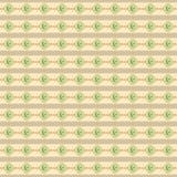 Sömlösa Crescent Pattern Royaltyfri Bild