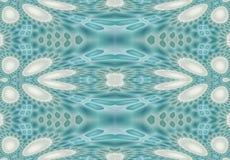 Sömlösa ellipser och grå färger för vit för diamantmodellturkos Fotografering för Bildbyråer
