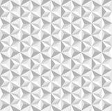 Sömlösa Gray Triangular Pattern för abstrakt bakgrund royaltyfri illustrationer