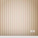 Sömlösa linjer tapetbakgrund Arkivbild