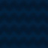 Sömlösa modellblått för våg stock illustrationer