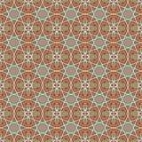 Sömlösa modeller för universell vektor som belägger med tegel geometriska prydnadar Arkivfoto