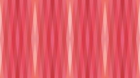 Sömlösa rosa färger och röda genomskinliga linjer vektorbakgrund Arkivfoto