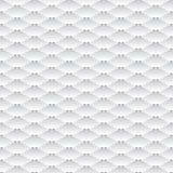 Sömlösa texturer för stoppning Arkivbild