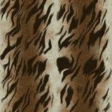 Sömlösa Tiger Animal Fur Background Fotografering för Bildbyråer