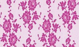 Sömlösa vektorrosa färger snör åt Royaltyfria Foton