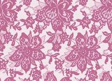 Sömlösa vektorrosa färger snör åt Royaltyfri Fotografi