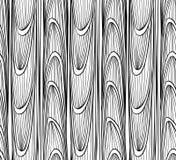 Sömlöst, abstrakt begrepp, modell av vågorna och linjer på en vit bakgrund Royaltyfri Foto