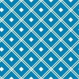 Sömlöst geometriskt patern Arkivfoto