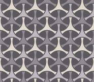 Sömlöst geometriskt tryck Det kan vara nödvändigt för kapacitet av designarbete royaltyfri illustrationer