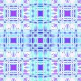 Sömlöst kontrollerat modellljus - blå violett lila Arkivfoto
