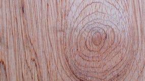 Sömlöst ljus - brun wood textur Royaltyfria Bilder