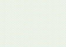 Sömlöst raster för guillochevektorbakgrund Moireprydnadtextur med vågor Modell för pengargarantien, certifikat, diplom Arkivfoton