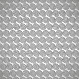 Sömlöst svartvitt modellbakgrundsabstrakt begrepp Arkivfoto