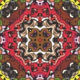 Sömlöst utsmyckat för geometri royaltyfri illustrationer