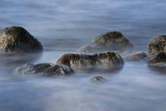 Sömnigt hav Arkivbild