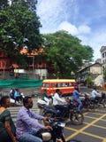 söndag trafik Arkivfoto