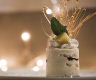 söt cake Royaltyfri Foto