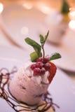 söt cake Fotografering för Bildbyråer