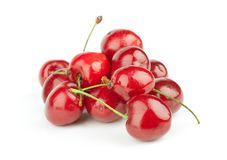 söt Cherryhög Royaltyfri Fotografi