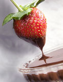 Söt choklad Arkivbilder