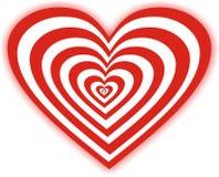 söt hjärta Royaltyfria Bilder