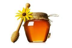 söt honung Arkivbilder