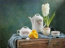 söt kopp för giffel för bakgrundsavbrottskaffe Royaltyfri Bild