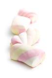 söt marshmallow Arkivbild
