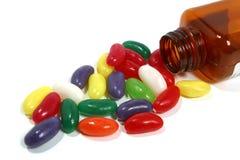 söt medicin 2 Arkivbilder