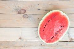 Söt mogen vattenmelon Royaltyfria Bilder