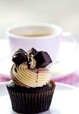 söt muffin Royaltyfri Bild