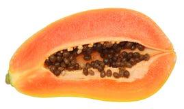 söt papaya Royaltyfri Foto