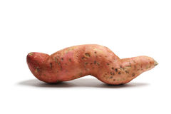 söt potatis royaltyfri fotografi